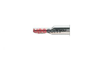 Бор овальный, OFF-CENTER, боковая защита, одноразовый, 5,5 мм